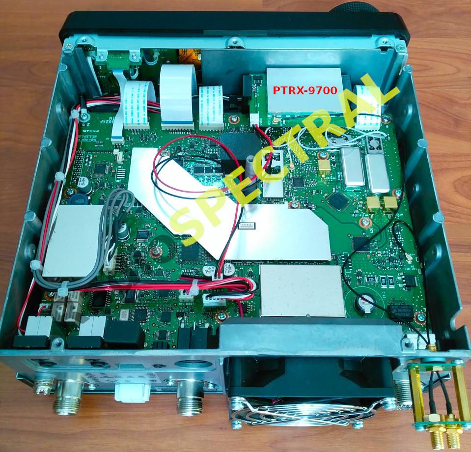 Installed PTRX-9700
